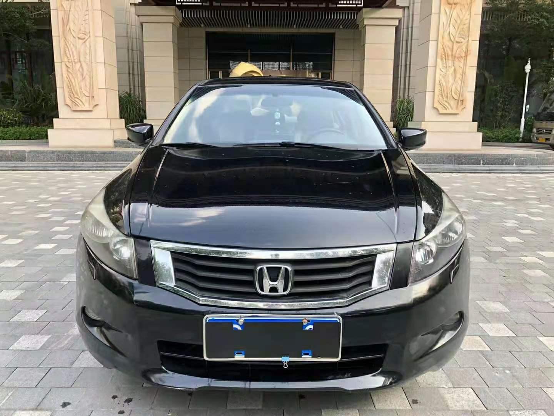 2011年4月广汽本田雅阁2.0L自动EX版