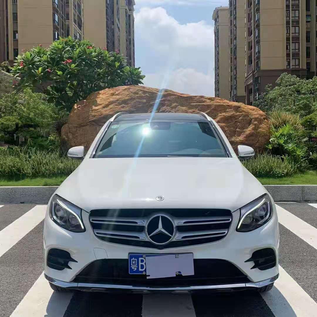 2018年9月北京奔驰GLC300 2.0T自动4MATIC动感版