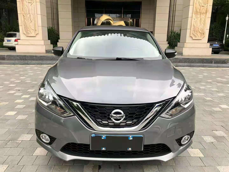 2017年2月东风日产轩逸1.6L自动XL豪华版