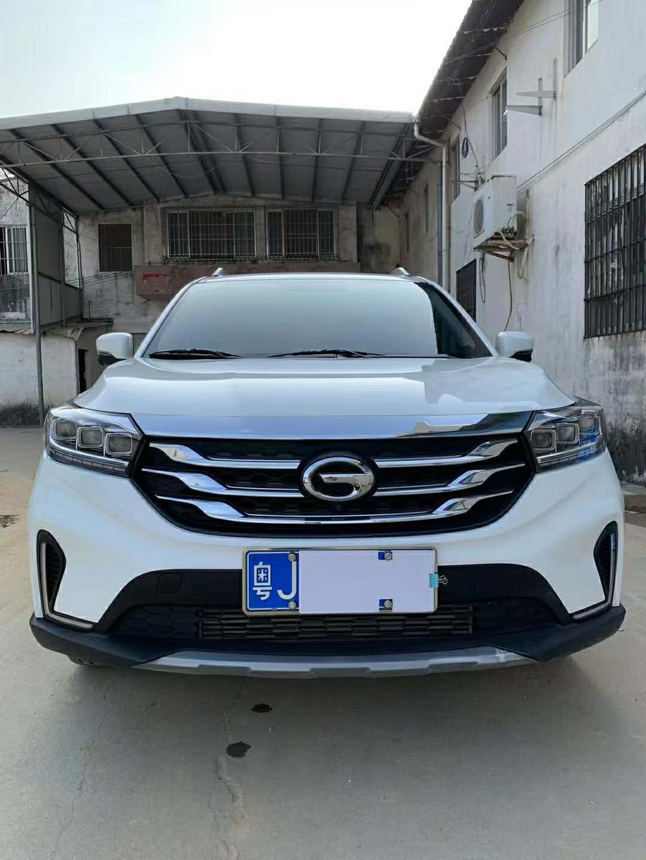 2019年8月广汽传祺GS4 1.5T自动豪华智联版