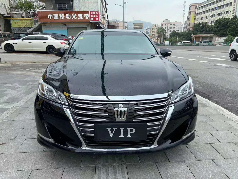 2016年11月一汽丰田皇冠2.5L自动