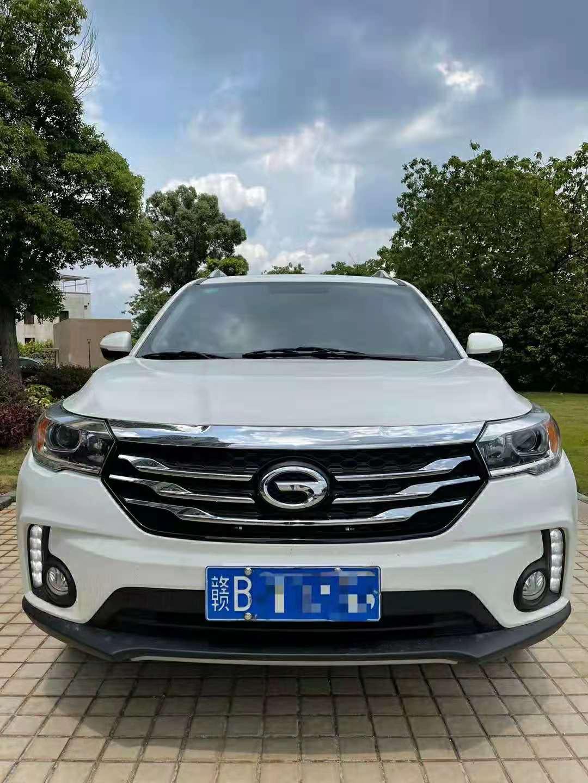 2019年1月广汽传祺GS4 1.5T自动235T两驱精英版