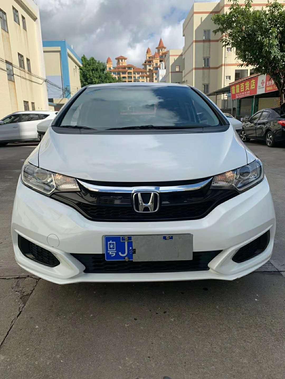 2019年9月广汽本田飞度1.5L自动舒适版