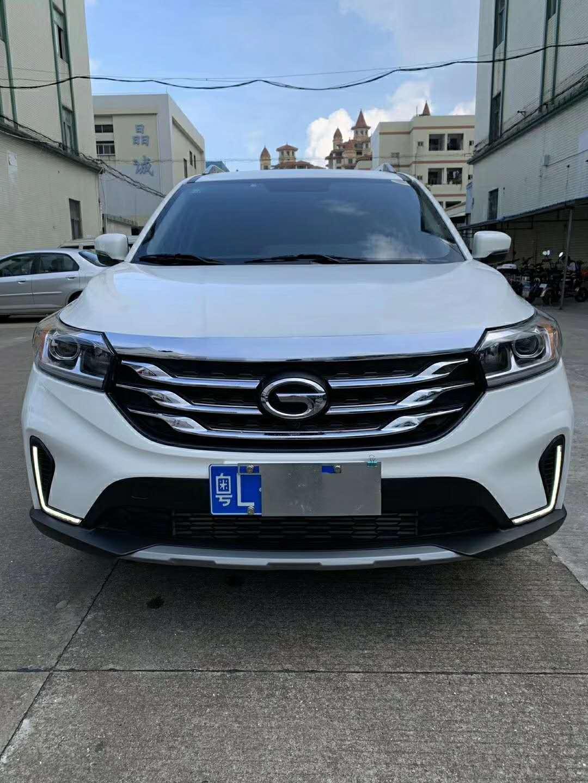 2019年11月广汽传祺GS4 1.5T自动270T精英版