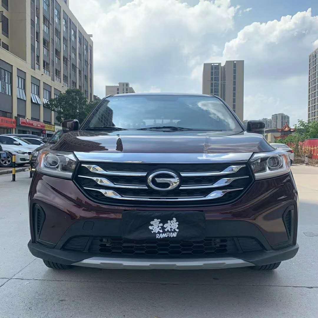 2018年11月广汽传祺GS4 1.3T自动200T舒适版