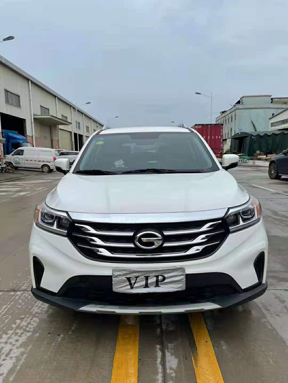 2019年1月广汽传祺GS4 1.3T自动200T舒适版