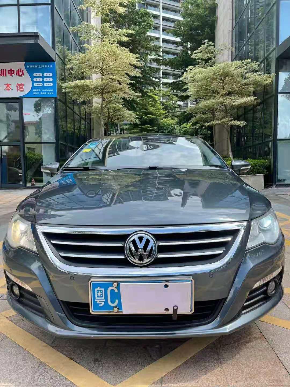 2011年11月一汽大众CC 1.8T自动豪华型