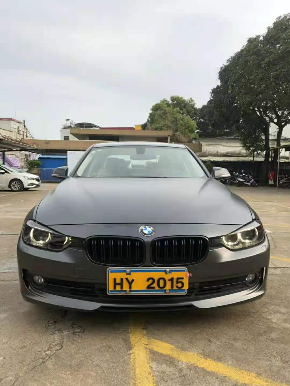 2015年8月华晨宝马316Li 1.6T自动时尚型