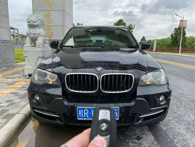 2009年9月进口宝马X5 3.0L自动xDrive30i领先型