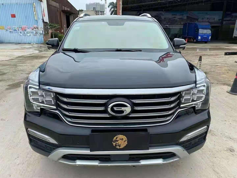 2018年8月广汽传祺GS8 2.0T自动320T七座尊贵版