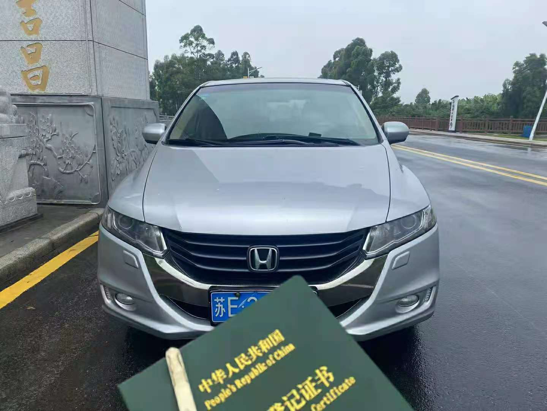 2012年5月广汽本田奥德赛2.4L自动劲秀豪华版
