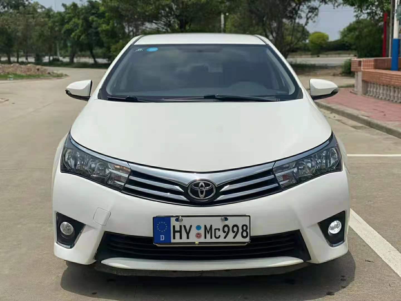 2015年7月一汽丰田卡罗拉1.6L自动GL版