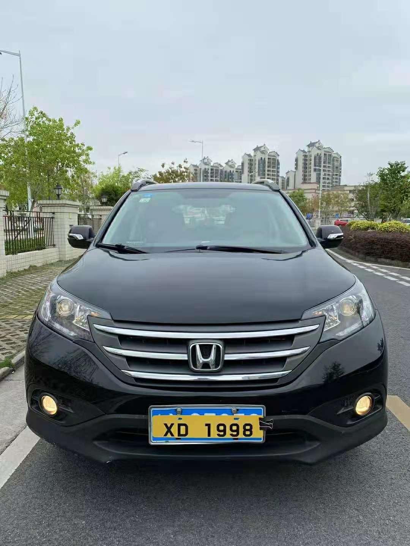 2013年9月东风本田CRV 2.0L自动都市版