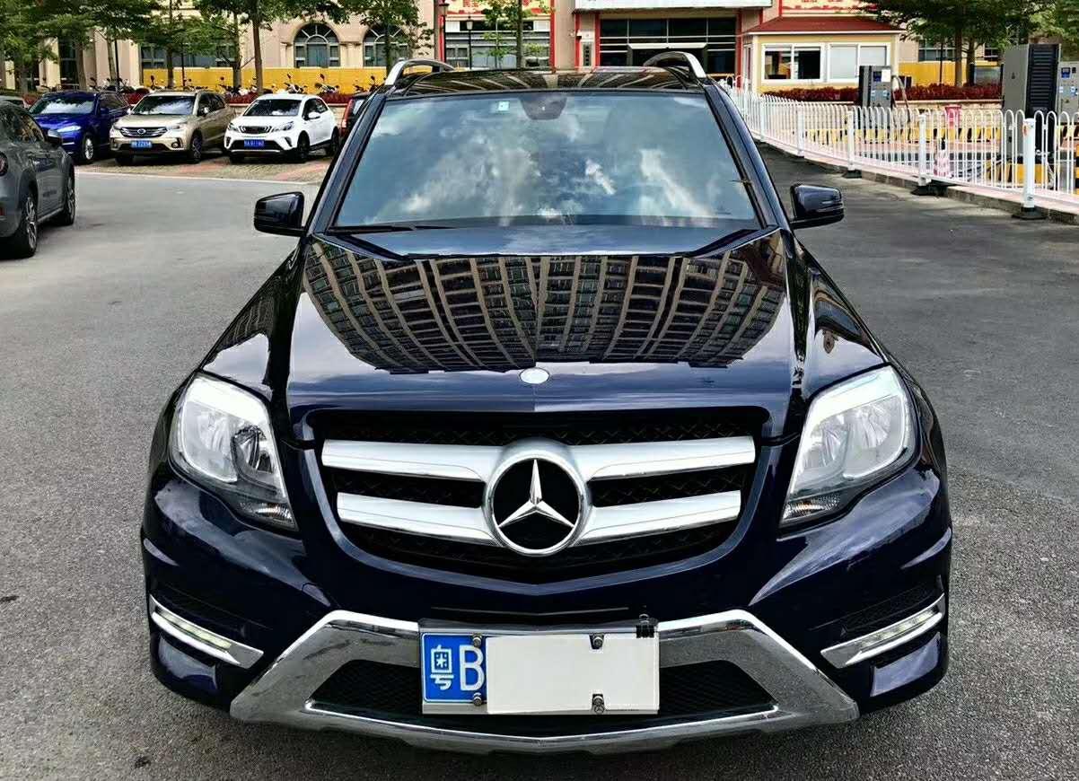 2015年3月北京奔驰GLK260 2.0T自动动感型极致版