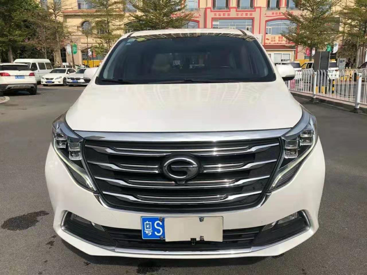 2018年11月广汽传祺GM8 2.0T自动320T尊贵版