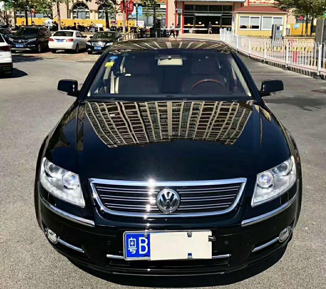2008年4月进口大众迈腾4.2L自动四座V8豪华版