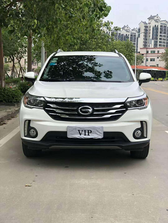 2016年9月广汽传祺GS4 1.5T自动235T豪华版