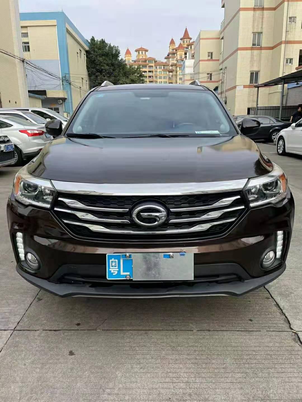 2017年2月广汽传祺GS4 1.5T自动235T豪华版