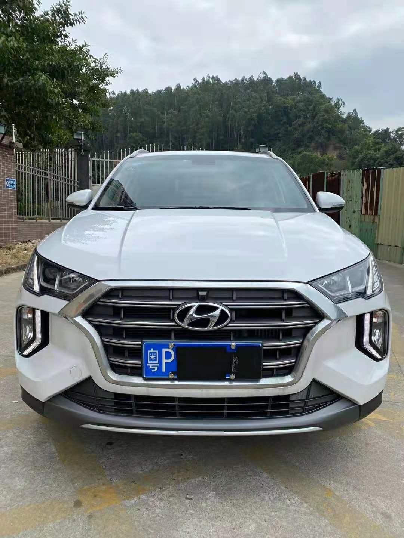 2019年8月北京现代途胜1.6T自动280TGDi智联版【已售】