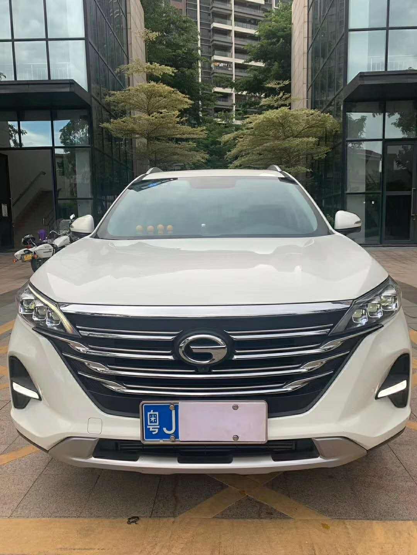 2019年7月广汽传祺GS5 1.5T自动270T豪华版