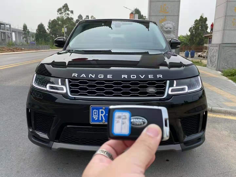 2019年4月进口路虎揽胜运动3.0T自动V6特别版