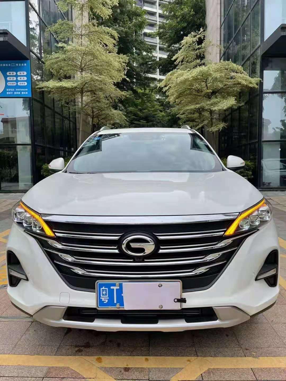 2019年6月广汽传祺GS5 1.5T自动270T豪华版