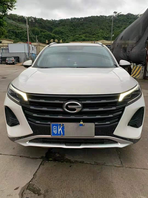 2020年9月广汽传祺GS4 1.5T自动270T精英科技版