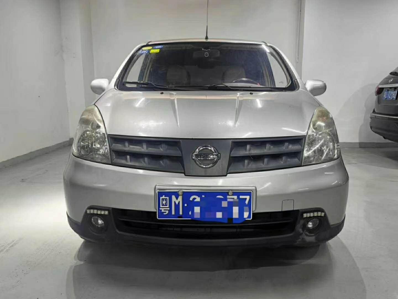 2009年7月东风日产骊威1.6L自动全能型