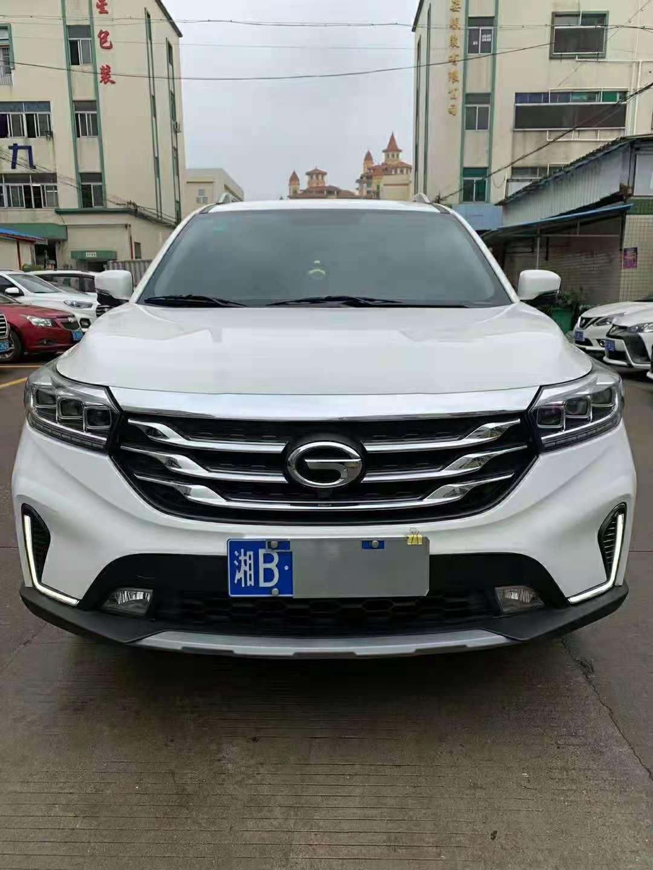2019年11月广汽传祺GS4 1.5T自动270T至尊版