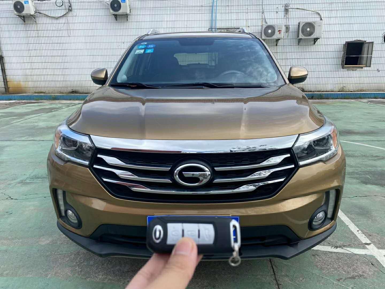 2018年1月广汽传祺GS4 1.3T自动200T精英版