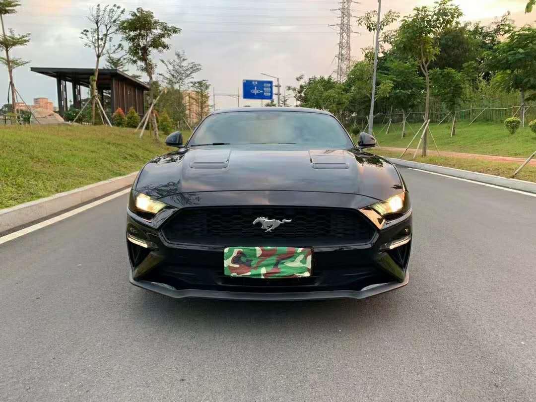 2018年11月进口福特野马Mustang 2.3T自动运动版
