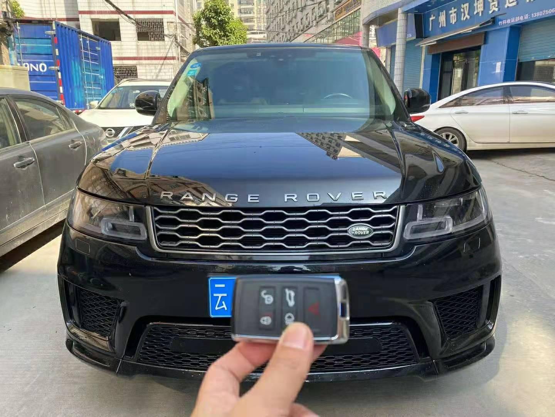 2019年6月进口路虎揽胜运动3.0T自动V6特别版