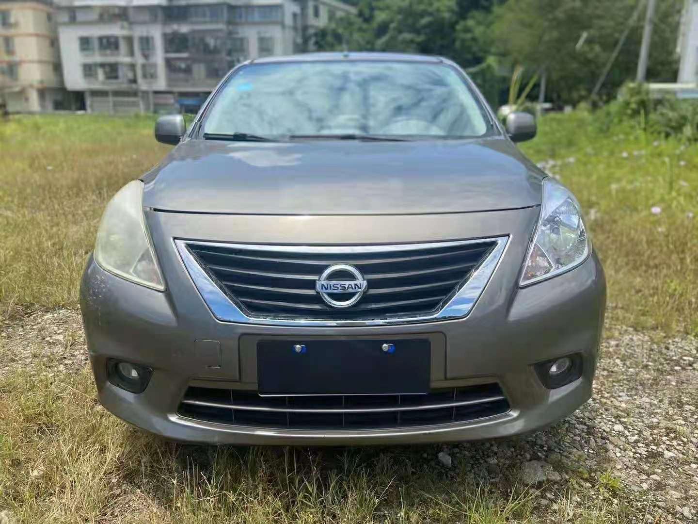 2011年3月东风日产阳光1.5L自动XV尊贵版