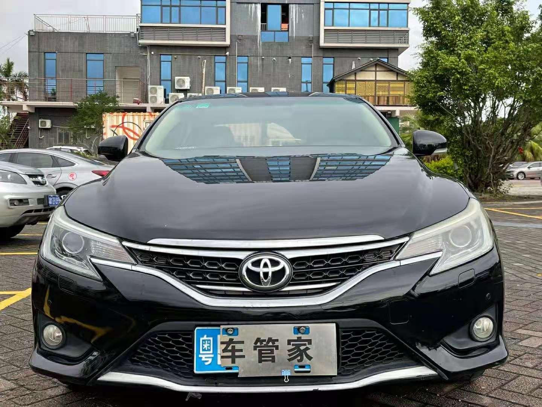 2014年11月一汽丰田锐志2.5V自动尚锐版