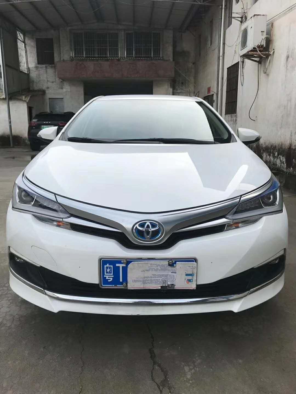 2019年4月一汽丰田卡罗拉1.8L自动